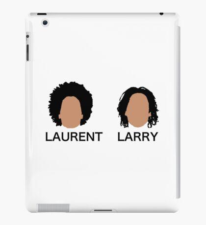 Les Twins iPad Case/Skin