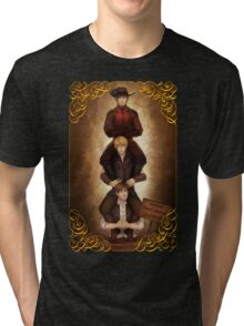 Sinking Feeling - Frame A Tri-blend T-Shirt