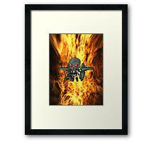 Chibi Firefly Framed Print