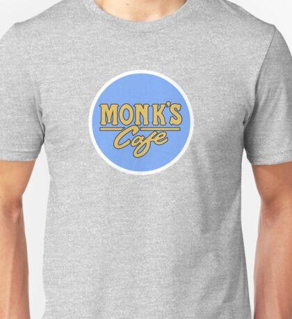 Monks Cafe Unisex T-Shirt