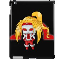 Chibi Omega Red iPad Case/Skin