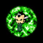 Chibi Ra&#x27;s al Ghul by artwaste
