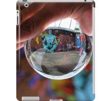 Marbled Graffiti iPad Case/Skin