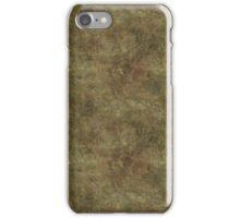 Hard Brown Stone iPhone Case/Skin