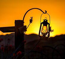 Terlingua Sunset by Dean Fikar