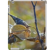 Just an empty shell iPad Case/Skin