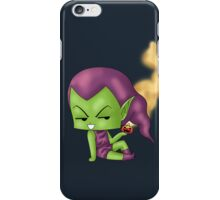 Chibi Green Goblin iPhone Case/Skin