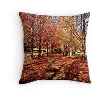 Autumn Magic  Throw Pillow