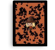 Chibi Scarecrow Canvas Print