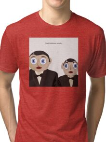 Frank Sidebottom, Actually Tri-blend T-Shirt