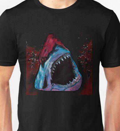 12th Doctor Galaxy Shark T-Shirt Unisex T-Shirt