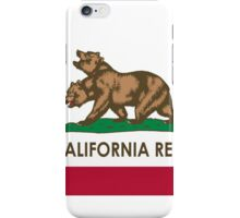 NCR Flag iPhone Case/Skin