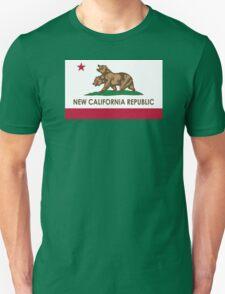 NCR Flag T-Shirt