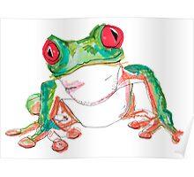 Froglet Poster