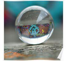Urban Sphere Poster
