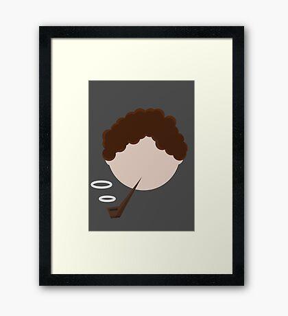 hobbit ball Framed Print