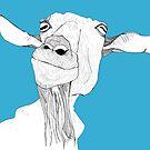 Goat by caseysplace