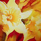 Watercolor Garden by Ruth S Harris
