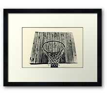trying to reach Framed Print
