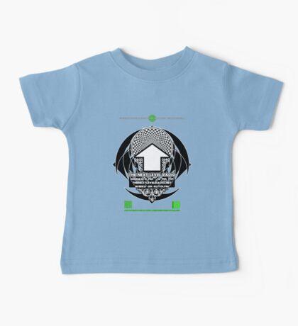 NOV 2012 THE NEXT LEVEL RADIO MERCH CROPCIRMANDALA11 Baby Tee