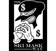 The Ski Mask Way Photographic Print