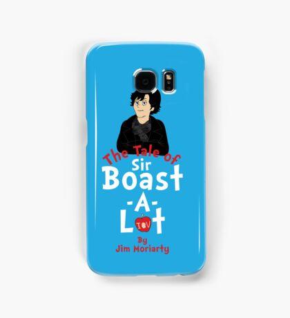The Tale of Sir Boast-A-Lot (Vertical Variant) Samsung Galaxy Case/Skin