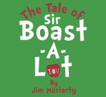 The Tale of Sir Boast-A-Lot (Just Title Variant) One Piece - Short Sleeve
