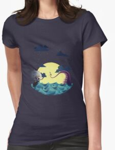 Pirata!!! Womens Fitted T-Shirt