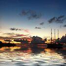 SV Mandaly by globeboater