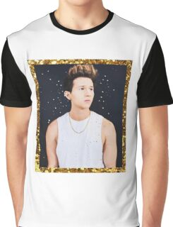 Ricky Dillon gold Graphic T-Shirt