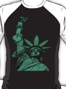 The Pursuit of Hempiness (Legalize New York) T-Shirt