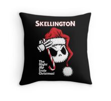 The Halloween Nightmare Throw Pillow