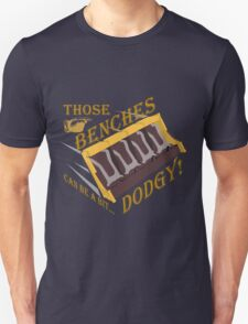 Dodgy Benches T-Shirt
