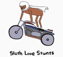 Sloth Love Stunts by slothlovelife