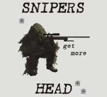 Snipers get more head by bigredbubbles6
