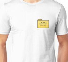 My Other Computer - Geek Cards Unisex T-Shirt