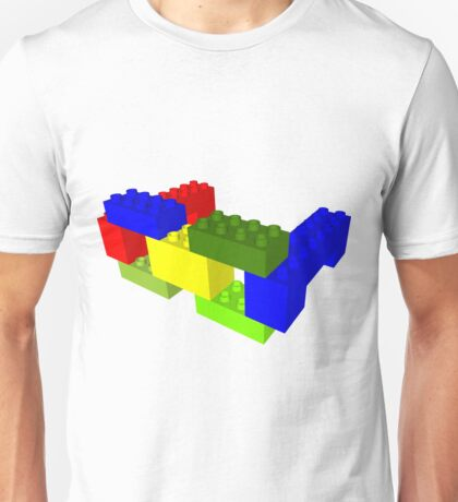 Duplo Specs Unisex T-Shirt