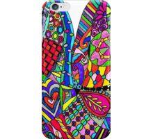 Heart of Peace iPhone Case/Skin