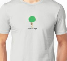 Original Tree Hugger Sloth Unisex T-Shirt