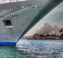 Rhapsody of the Seas by Chris Brunton