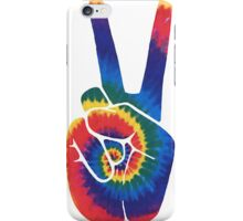 Peace Hand iPhone Case/Skin