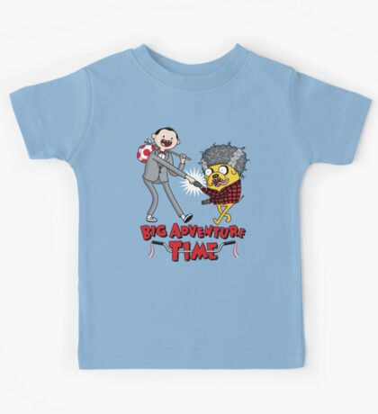 Big Adventure Time Kids Clothes