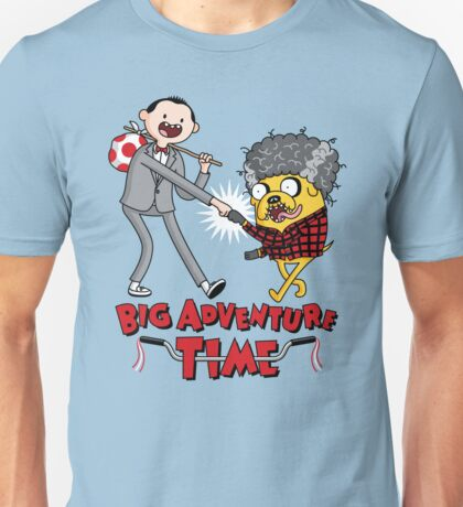 Big Adventure Time Unisex T-Shirt