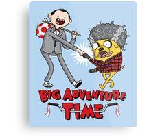 Big Adventure Time Metal Print