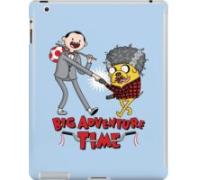 Big Adventure Time iPad Case/Skin
