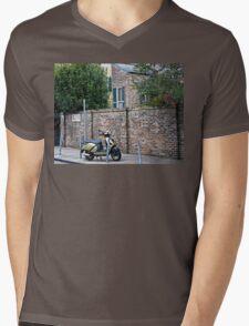 Common Denominators in the French Quarter of New Orleans Mens V-Neck T-Shirt