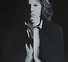 Nick Drake by Bill Chodubski