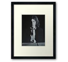 Nick Drake Framed Print