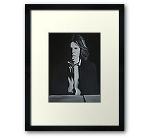 Nick Drake Framed Print