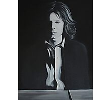 Nick Drake Photographic Print
